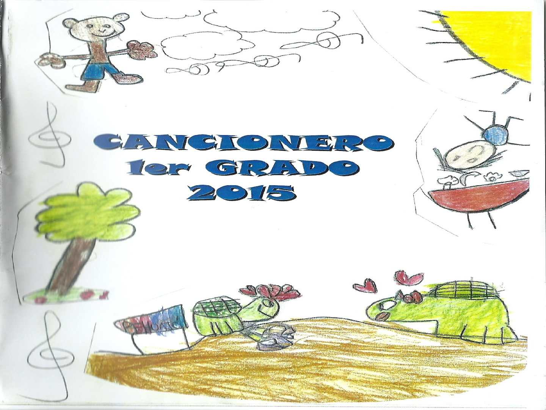Cancionero 2015