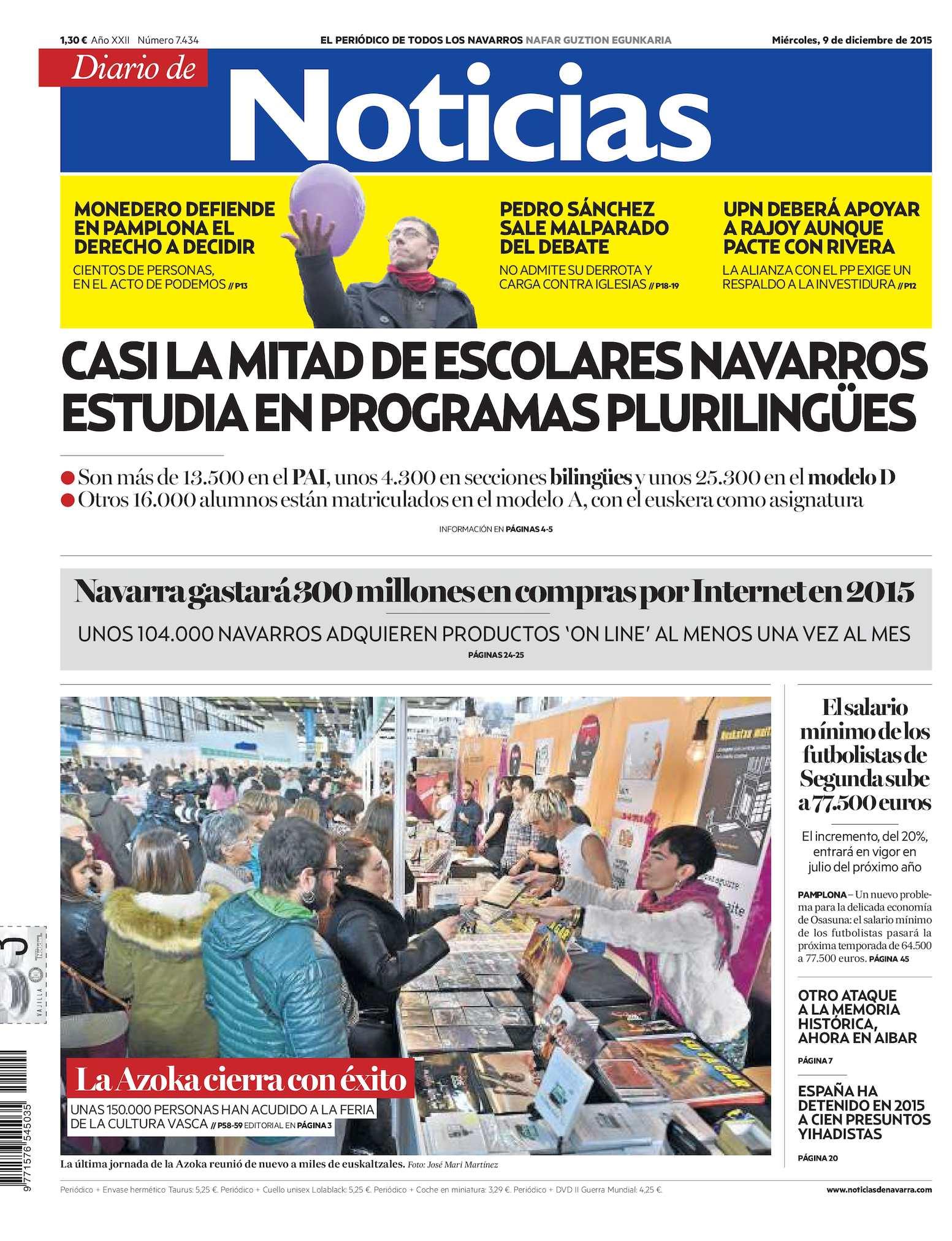 Calaméo - Diario de Noticias 20151209