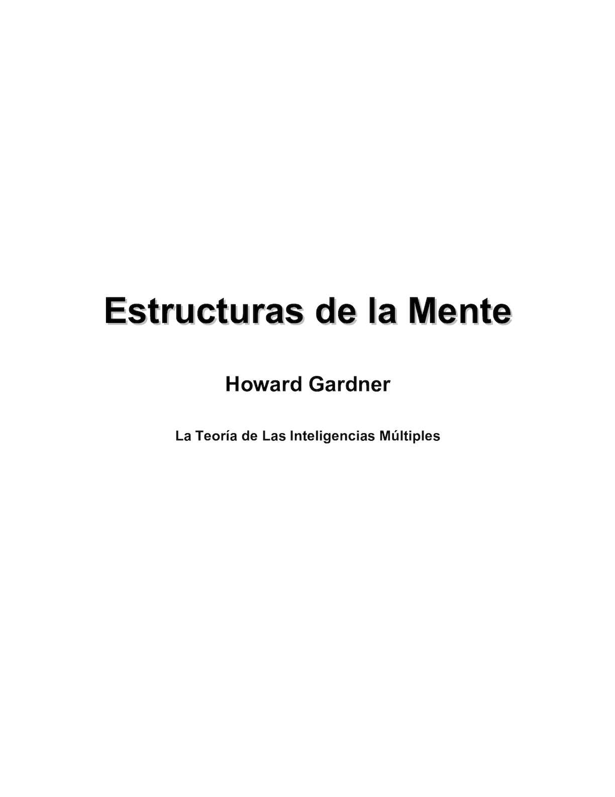 Calaméo - Estructuras De La Mente