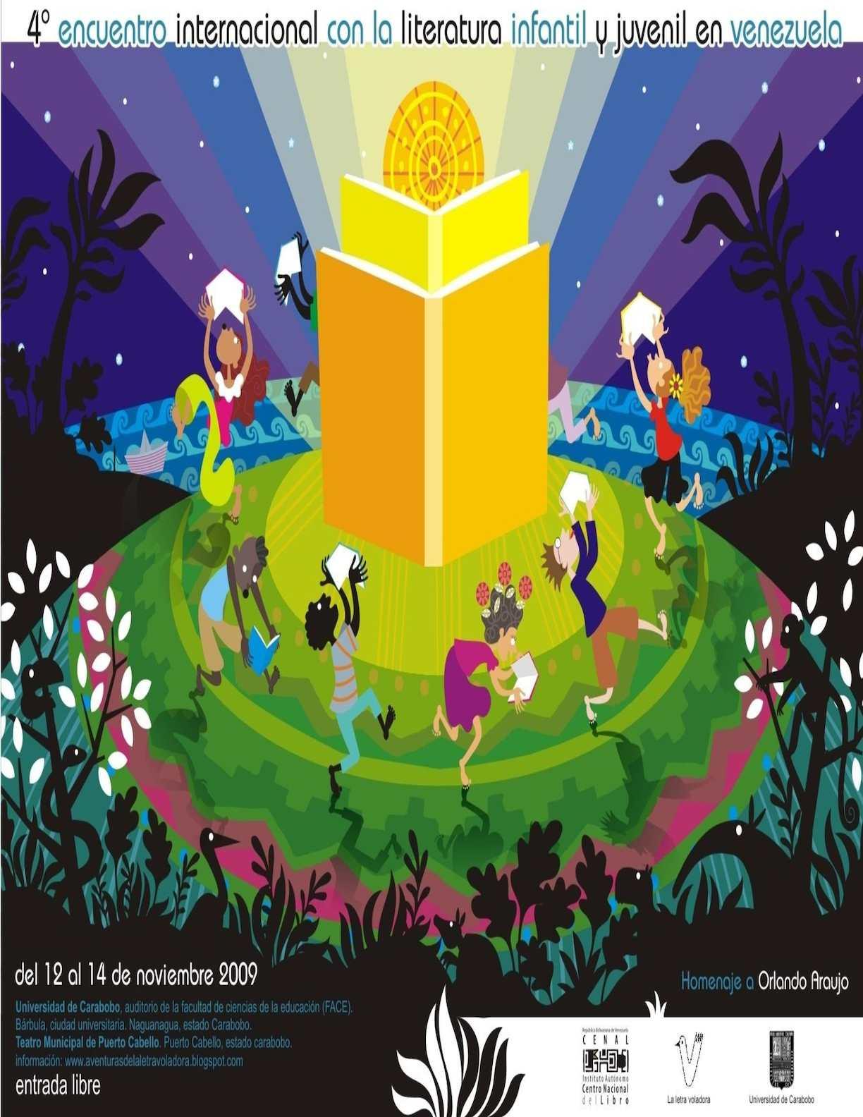 Calaméo - 4to Encuentro De Literatura Juvenil E Infantil