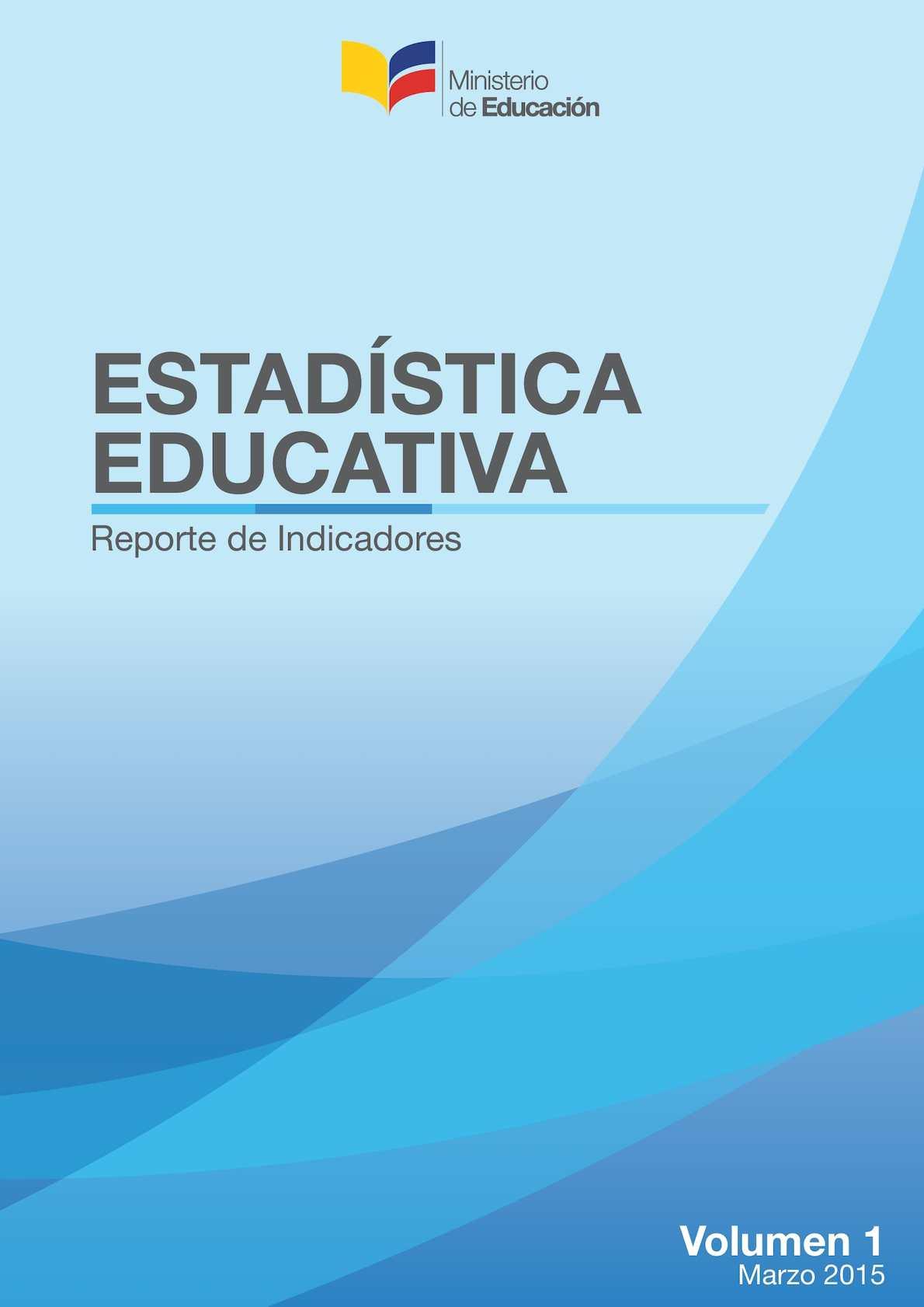 Estadística Educativa Vol 1