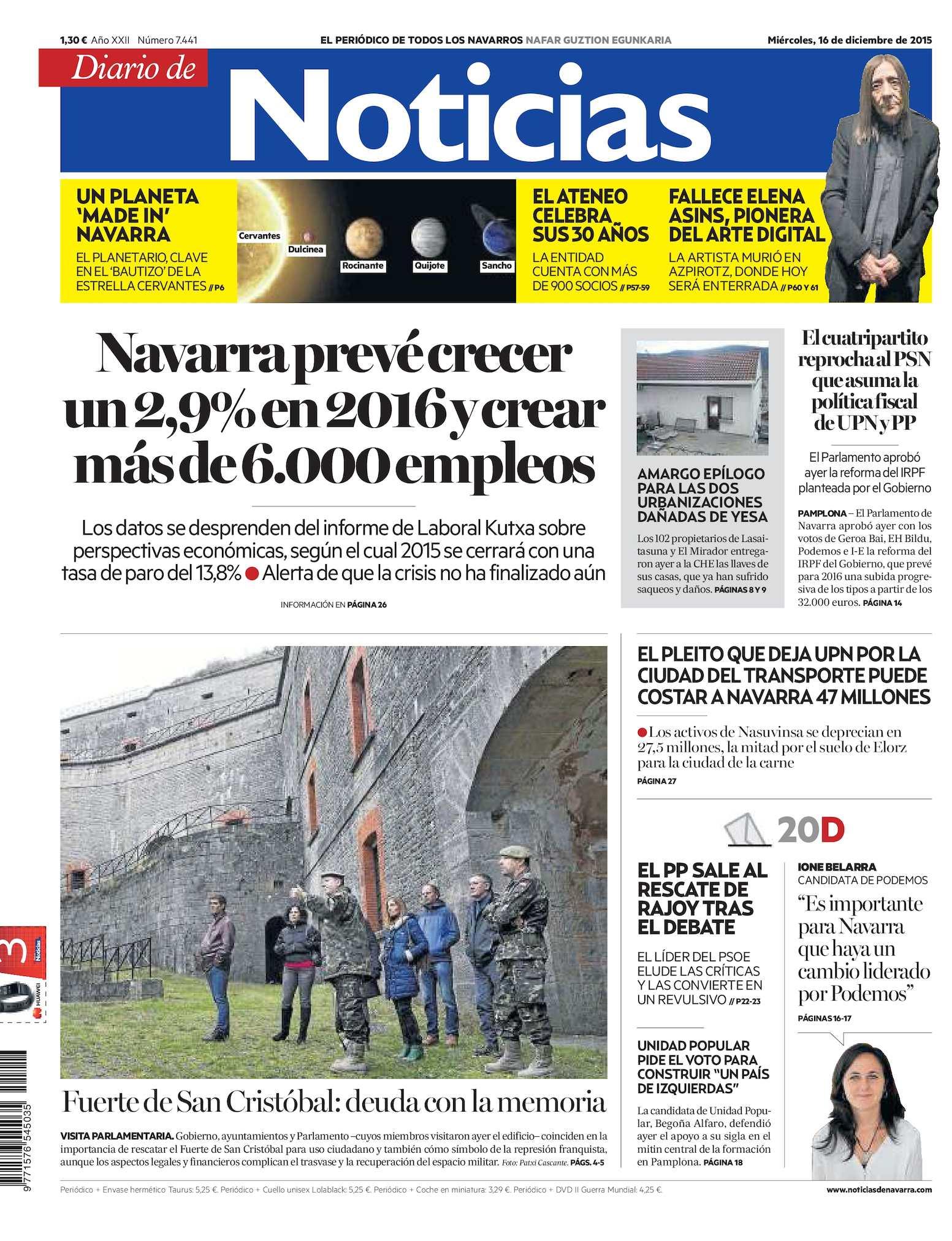 Calaméo - Diario de Noticias 20151216