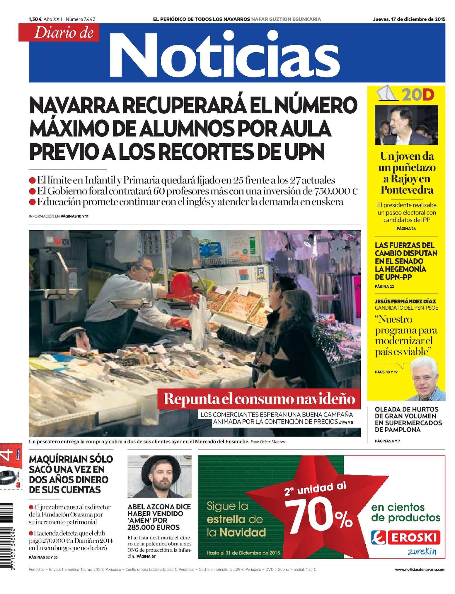 Calaméo - Diario de Noticias 20151217