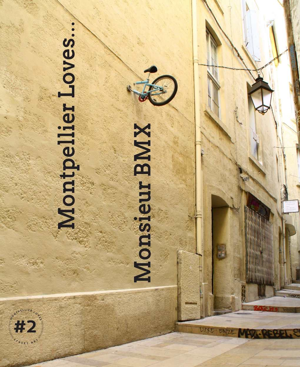 Calaméo - Best of Monsieur Bmx - Street Art #2 Rencontre & Regards ...