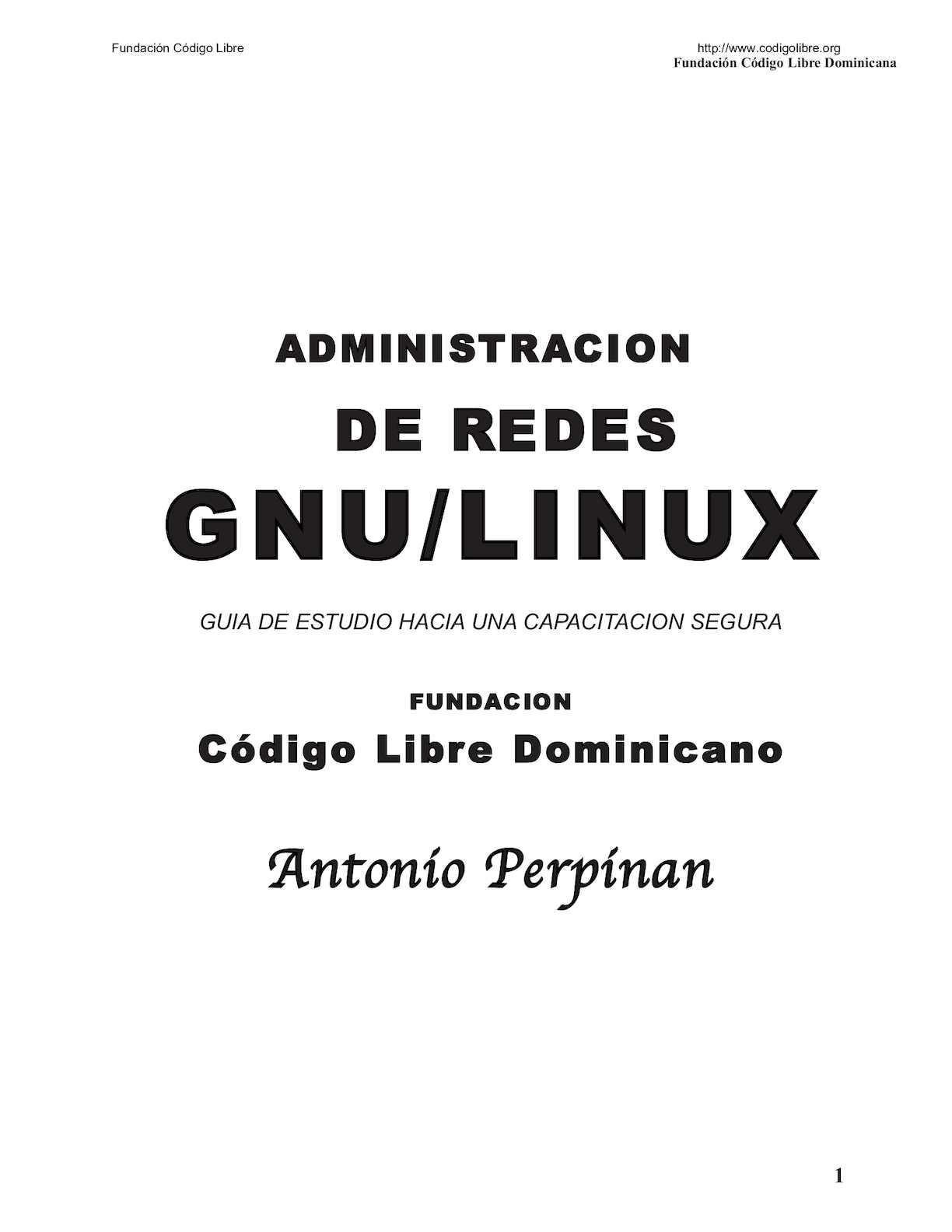 Calaméo - 3182294 Administracion De Redes Gnulinux
