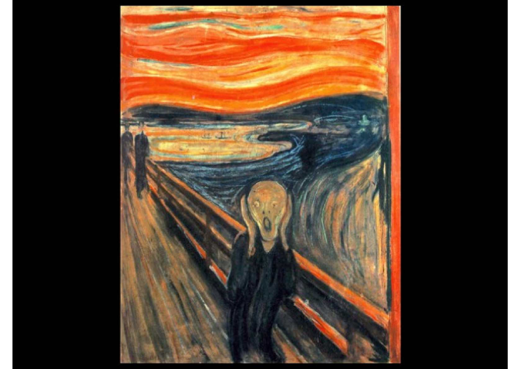 essay on edvard munch the scream