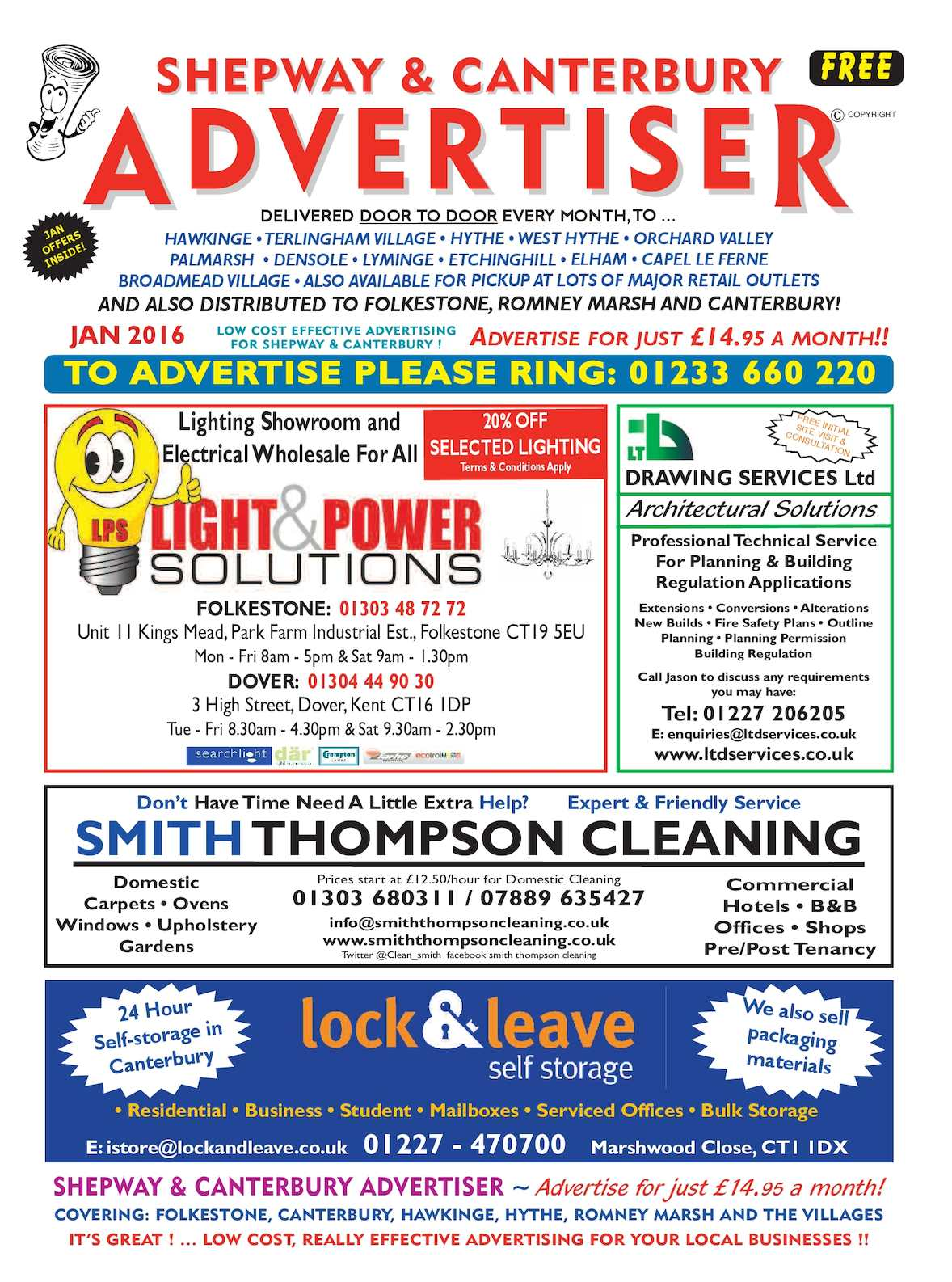 Calamo Shepway And Canterbury Advertiser Staircase Wiring Two Switches Lights Screwfix Community