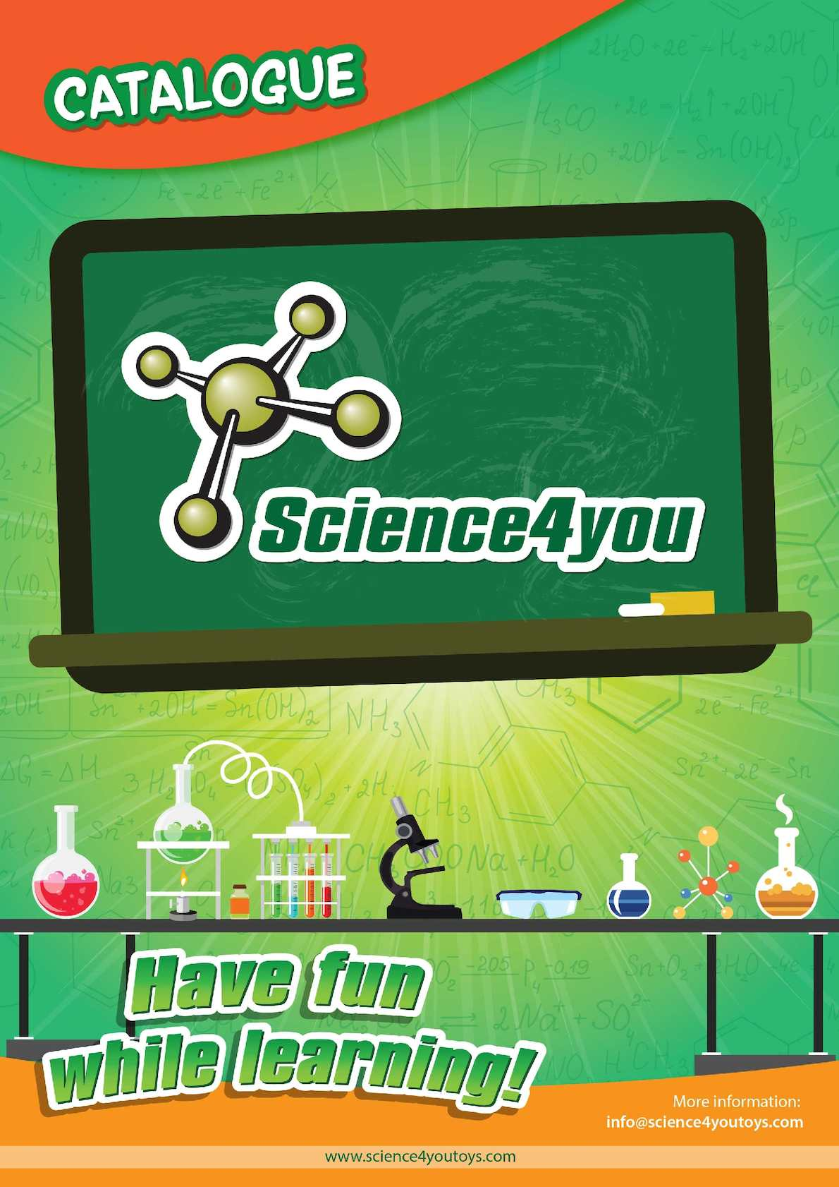Science4you Catalogue