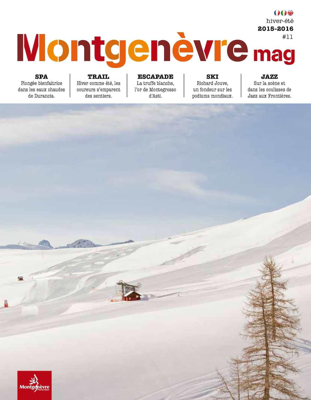 Calam o montgenevre mag ete hiver 2016 - Montgenevre office de tourisme ...