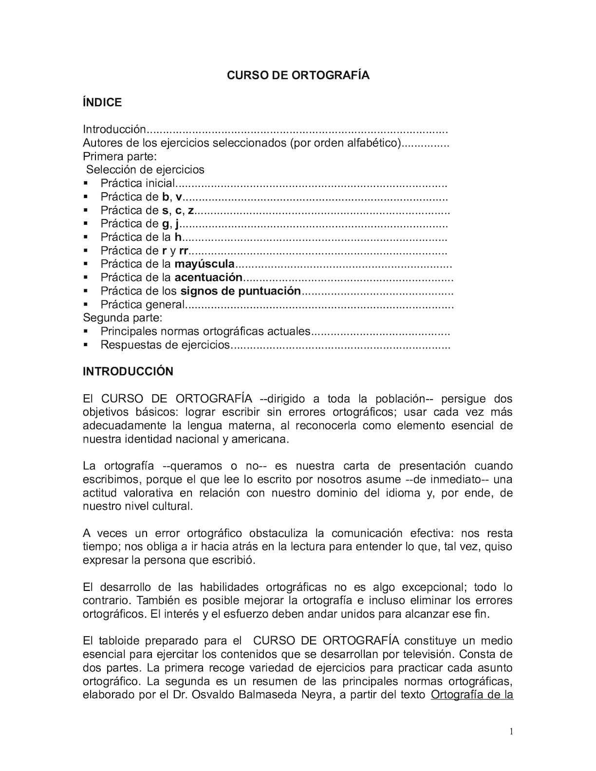 Calaméo - Curso Ortografia (1)