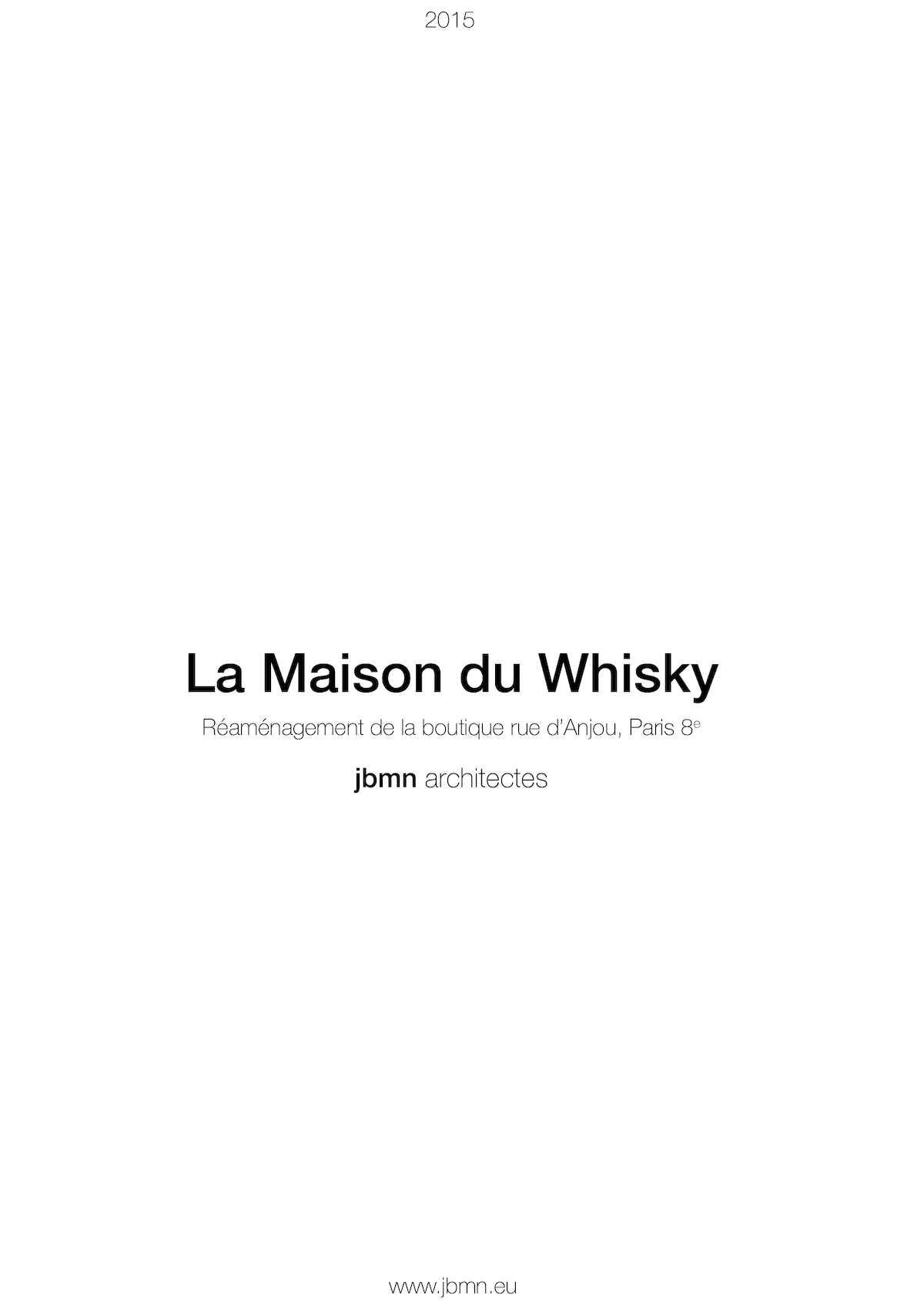 La Maison du Whisky Anjou