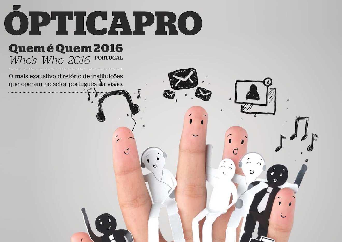 Calaméo - ÓpticaPro 152 - Quem É Quem 2016 e298aa07fa