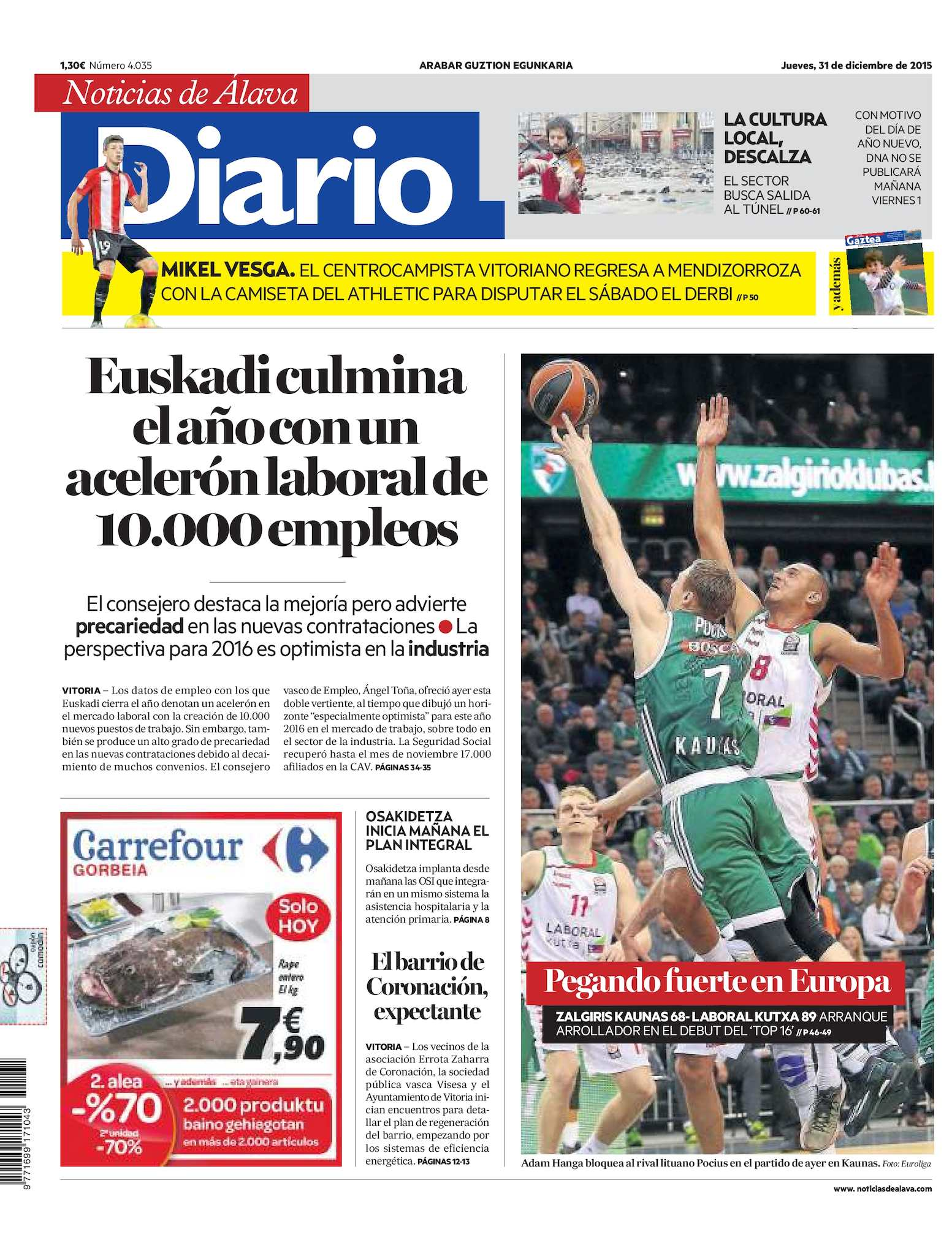 Calaméo - Diario de Noticias de Álava 20151231 4826e131329f9