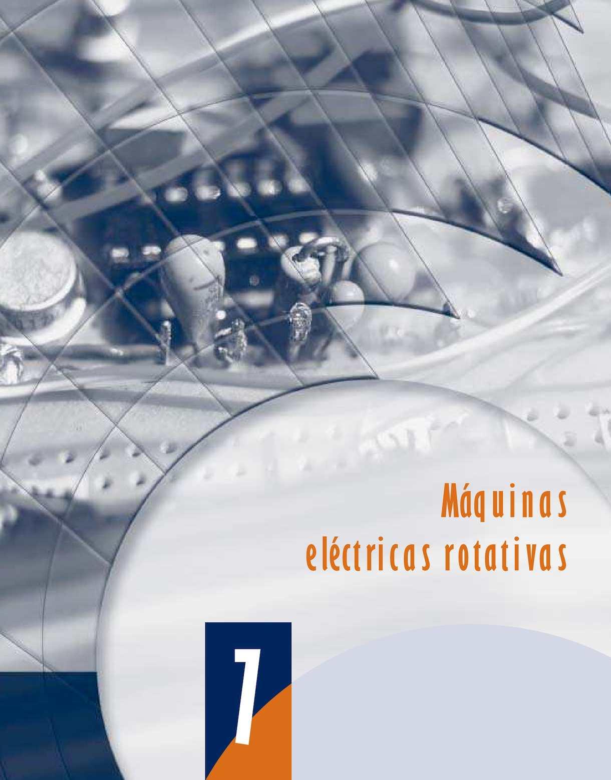 MAQUINAS ELECTRICA ROTATIVA - VAF