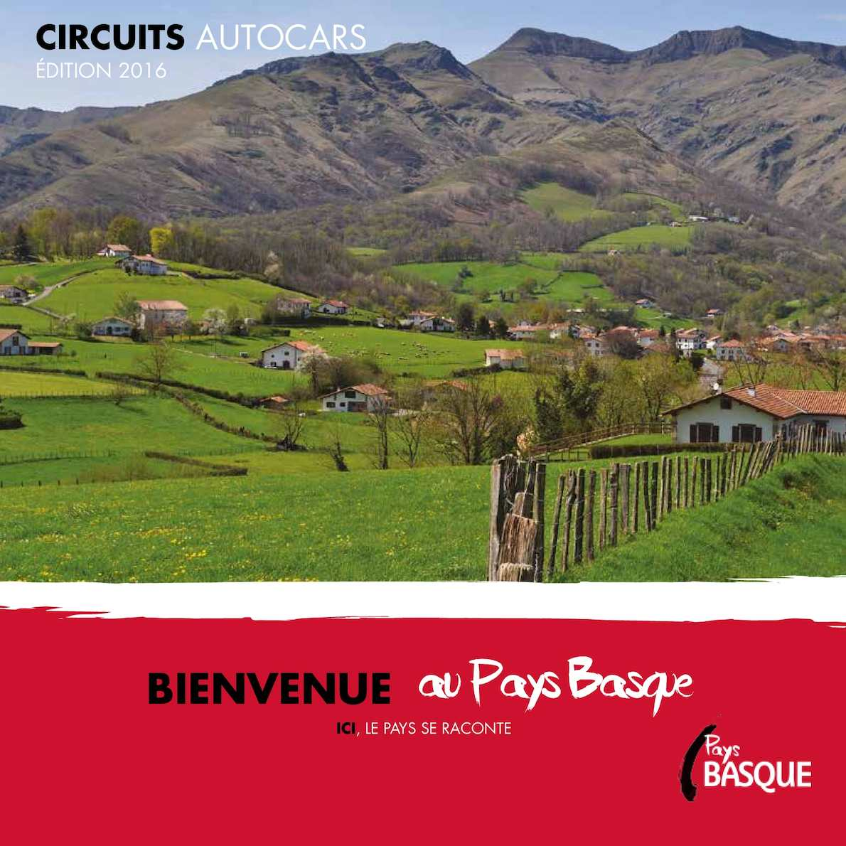 Brochure Groupes Pays Basque 2016
