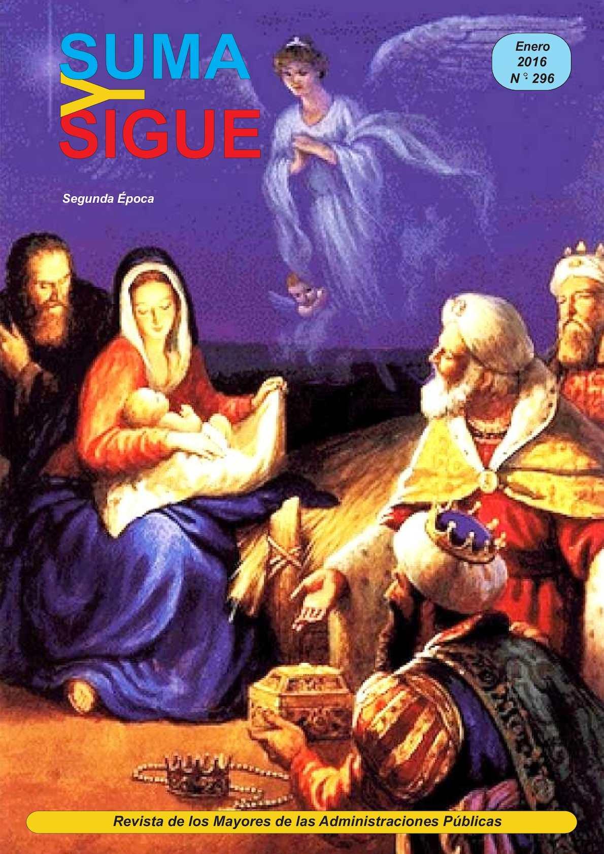 Calaméo - Suma y Sigue. Nº 296 - Ener0 2016