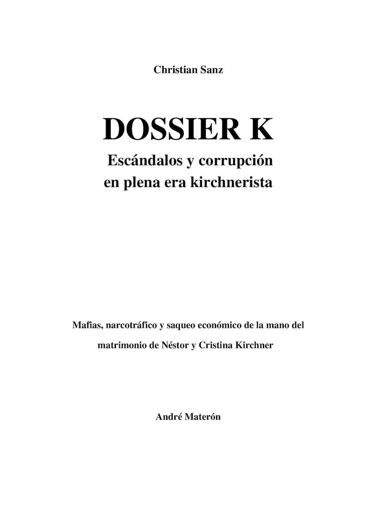 Calaméo - Dossier K