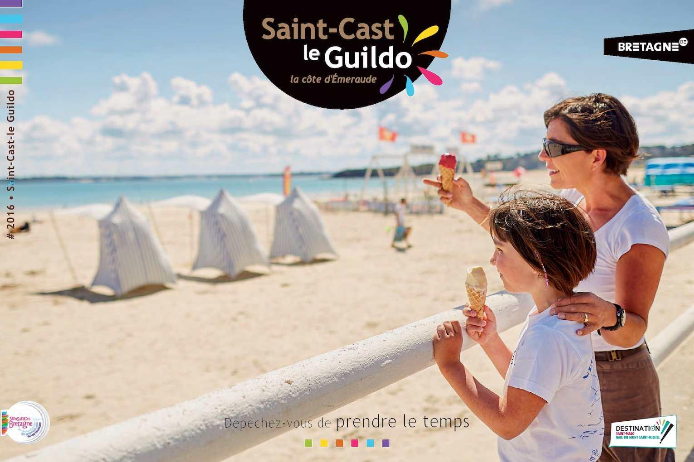 Guide touristique 2016 de Saint Cast le Guildo