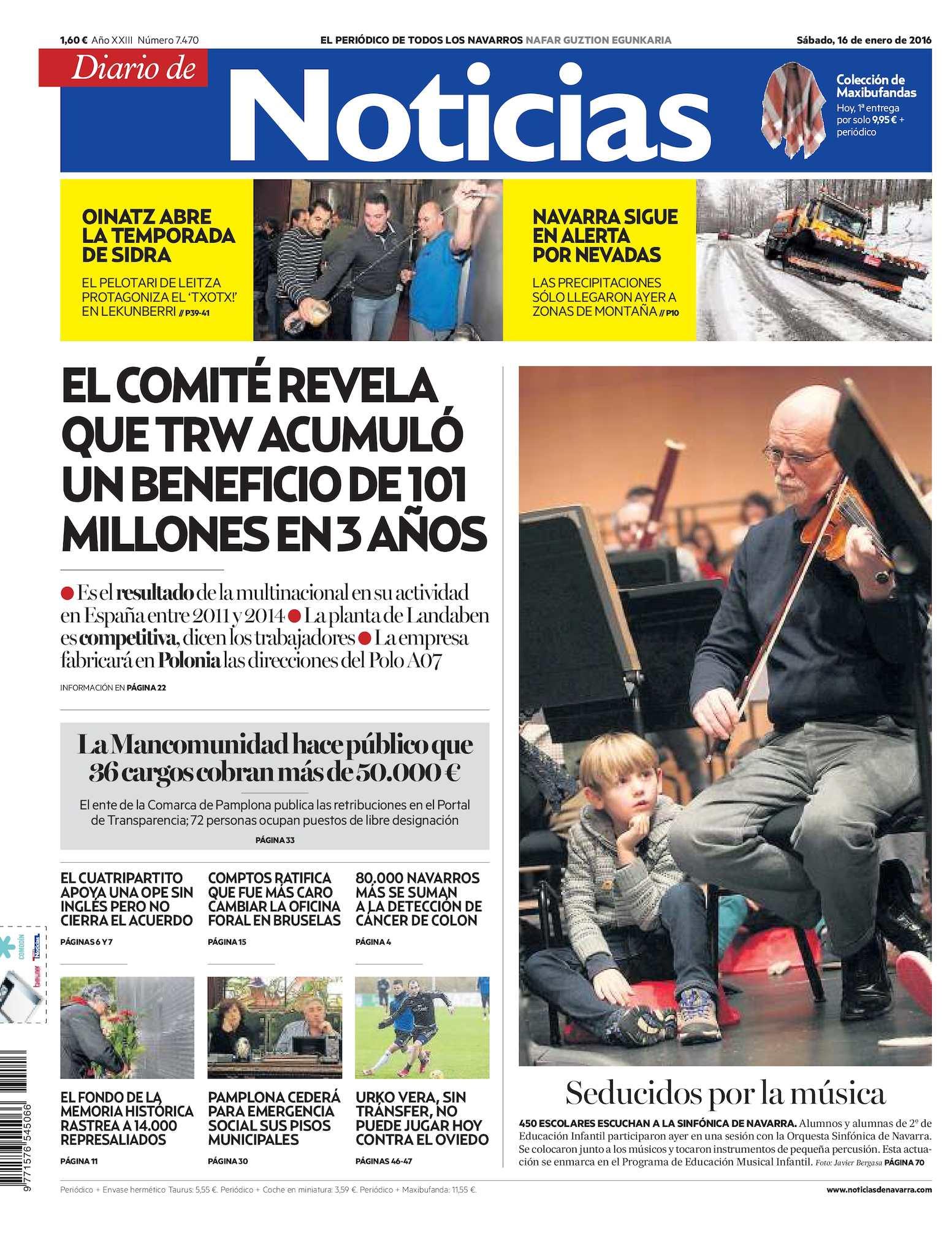 Calaméo - Diario de Noticias 20160116
