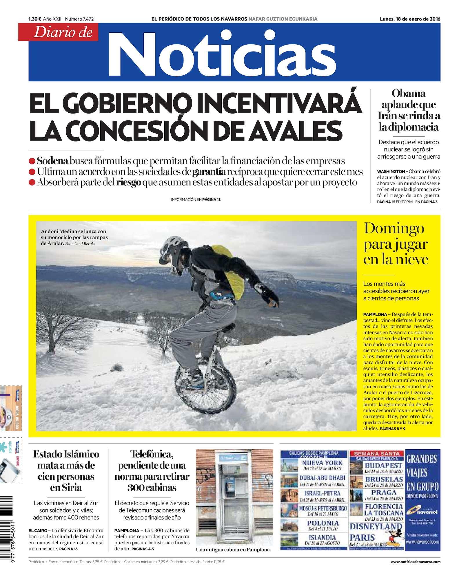 Calaméo - Diario de Noticias 20160118