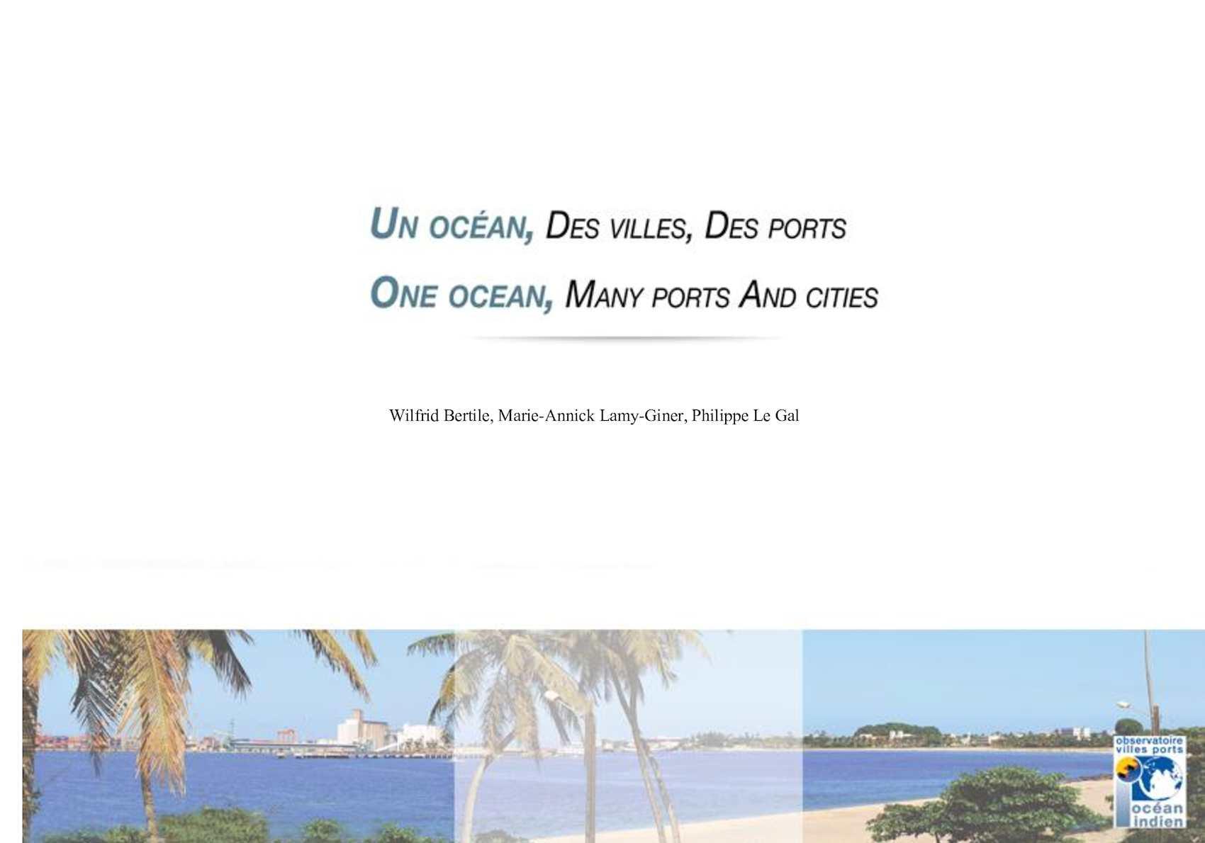 Indian Ocean Ports Cities