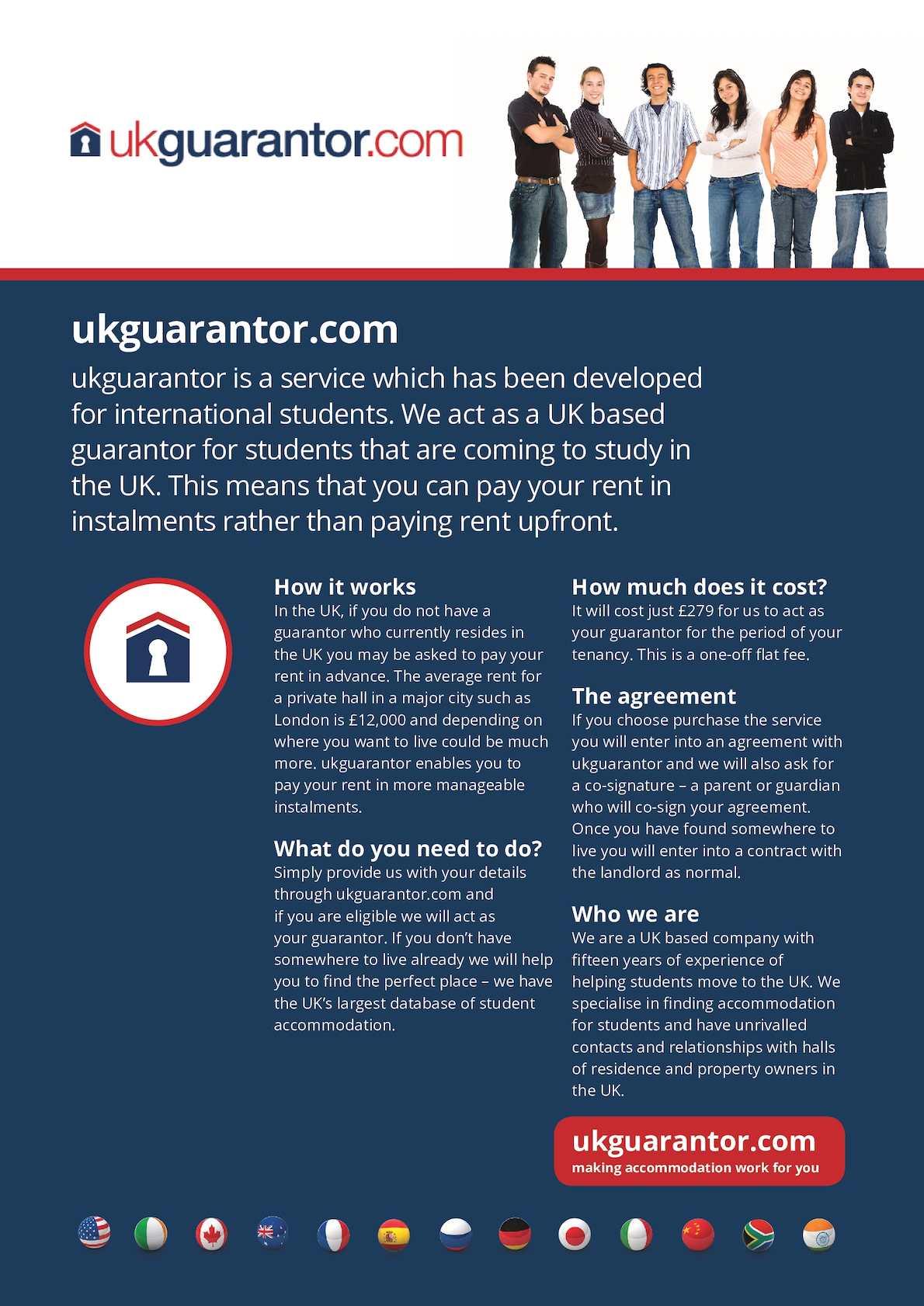 Calamo Uk Guarantor Information International Student Uk Guarantor