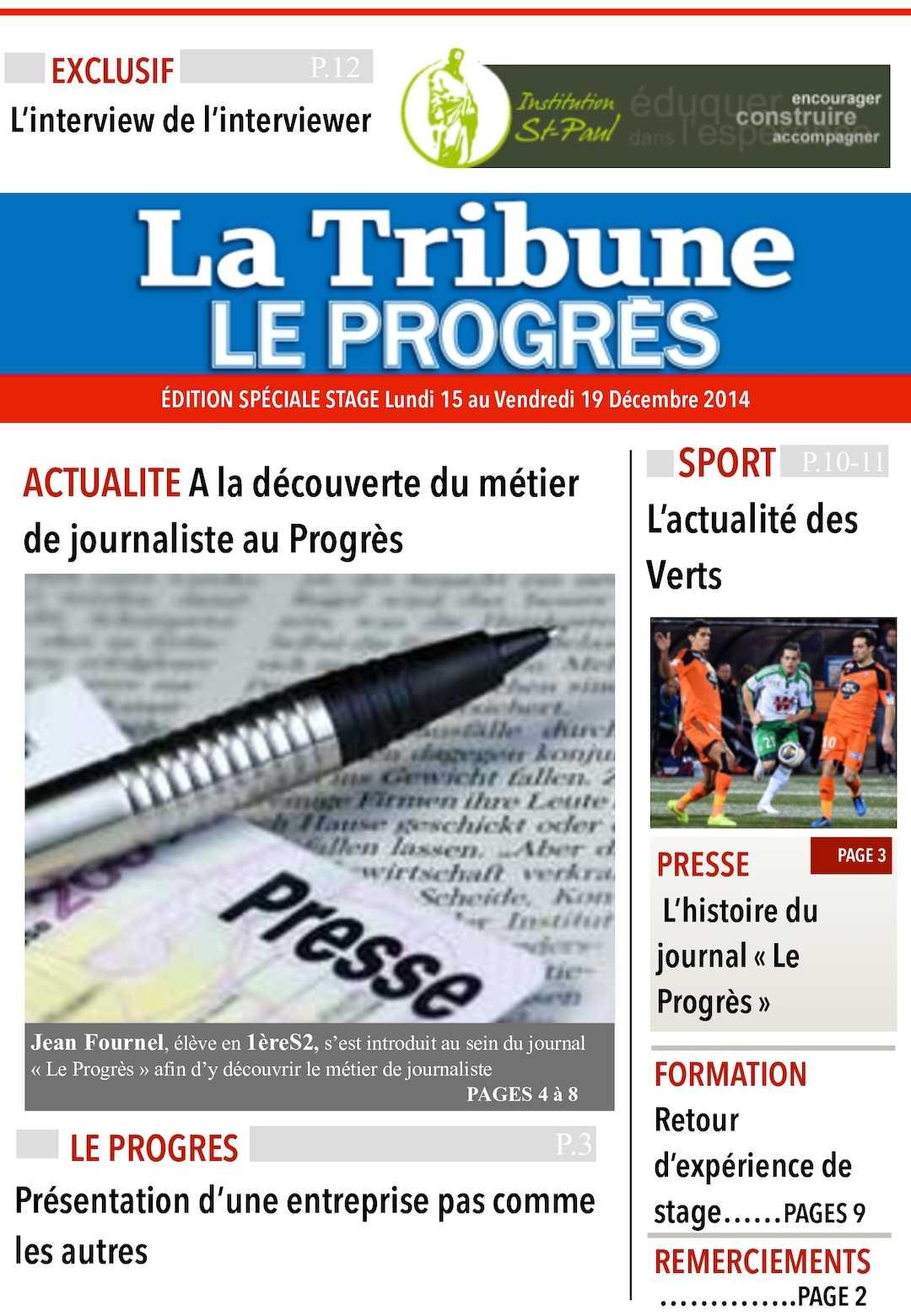 Calaméo - Maquette Journal Pdf