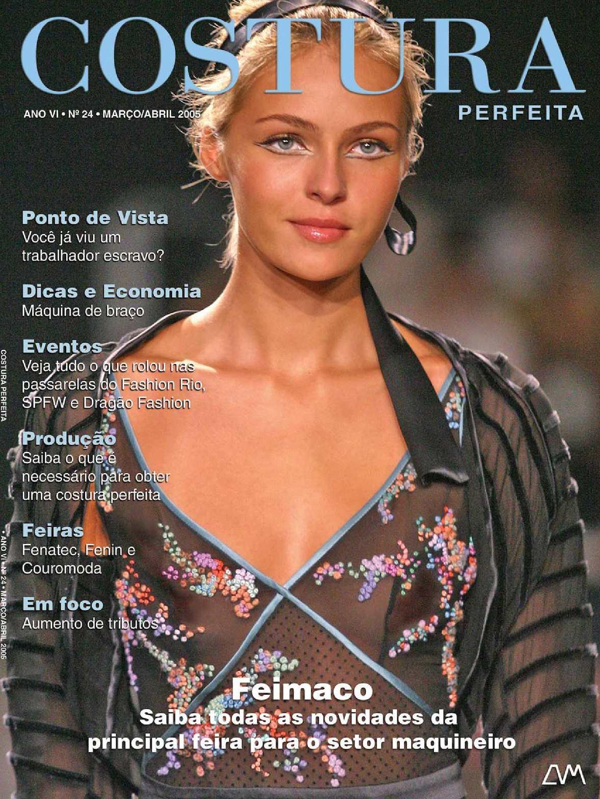 3ee1ec3a4 Calaméo - Revista Costura Perfeita Edição Ano Vi N24 Março Abril 2005