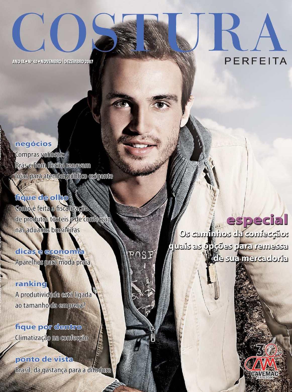 059952deab0 Calaméo - Revista Costura Perfeita Edição Ano IX - N40 Novembro-Dezembro  2007