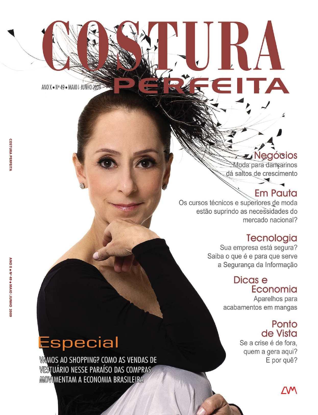 0f79c45c68b Calaméo - Revista Costura Perfeita Edição Ano X - N49 -Maio-Junho 2009