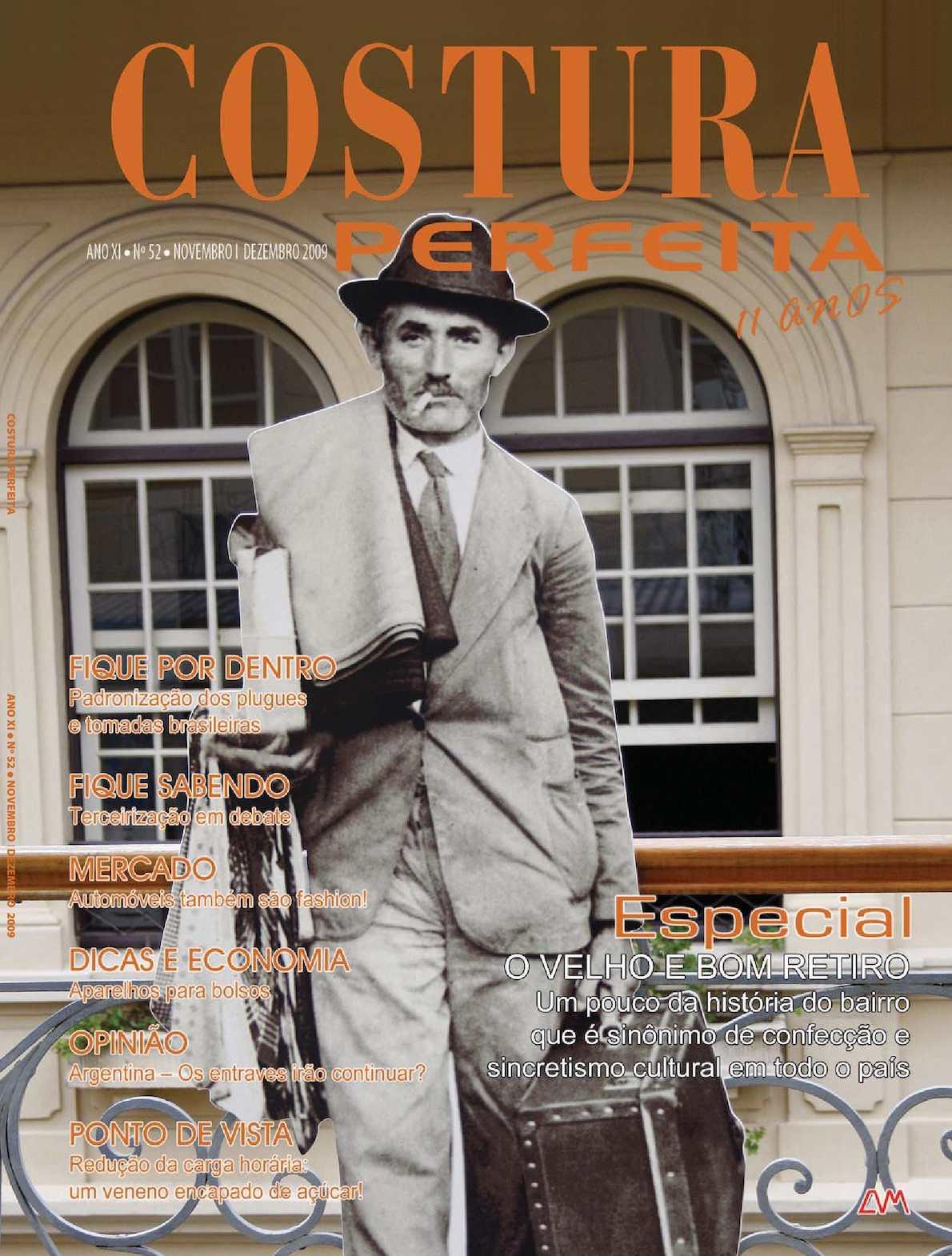 Calaméo - Revista Costura Perfeita Edição Ano XI - N52 - Novembro-Dezembro  2010 d2a8192de19