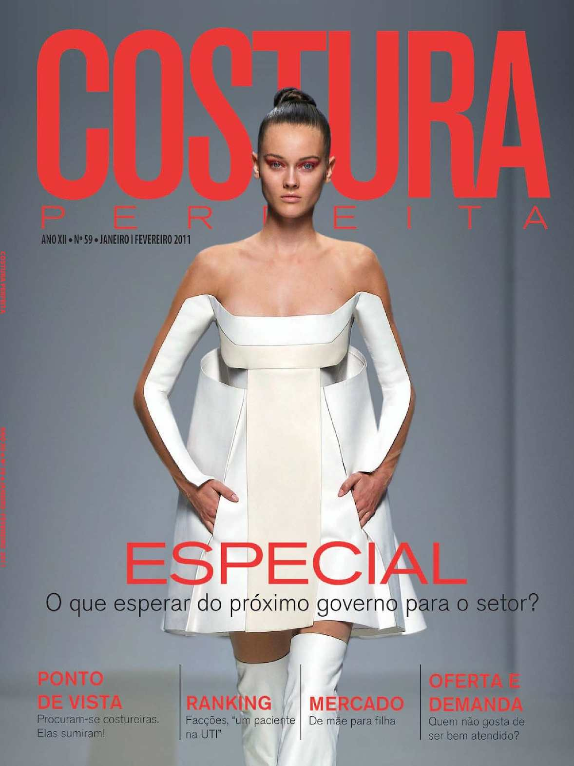 Calaméo - Revista Costura Perfeita Edição Ano XII - N59 - Janeiro-Fevereiro  2011 9e1aa0cfcb855