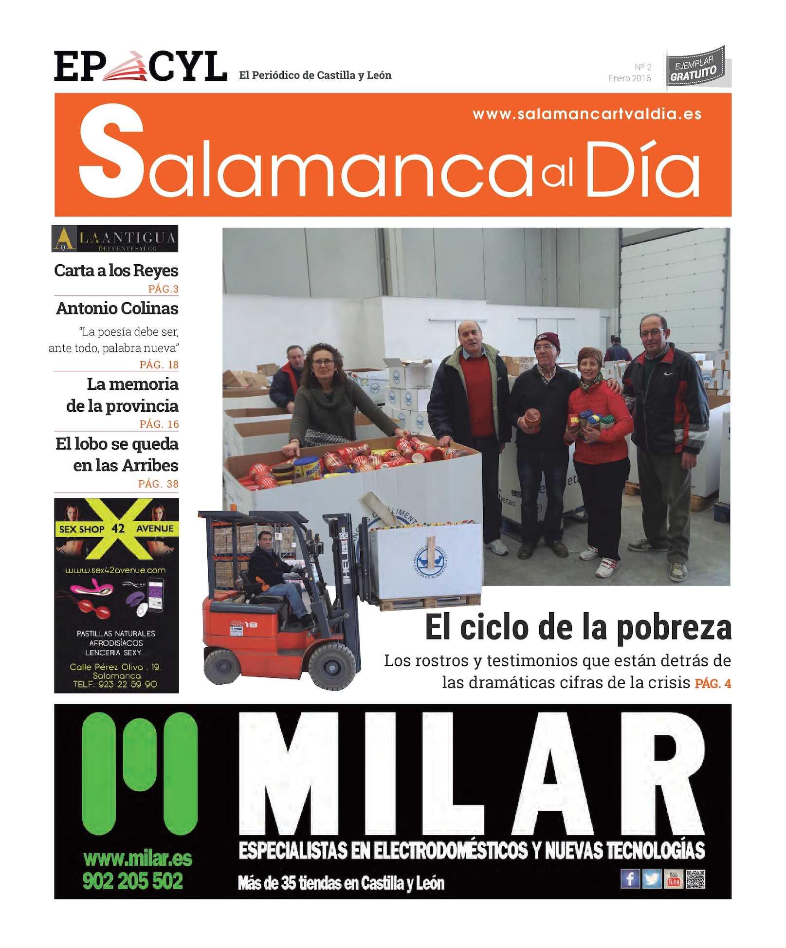 Calaméo - N2 - Salamanca al Día - EPCYL