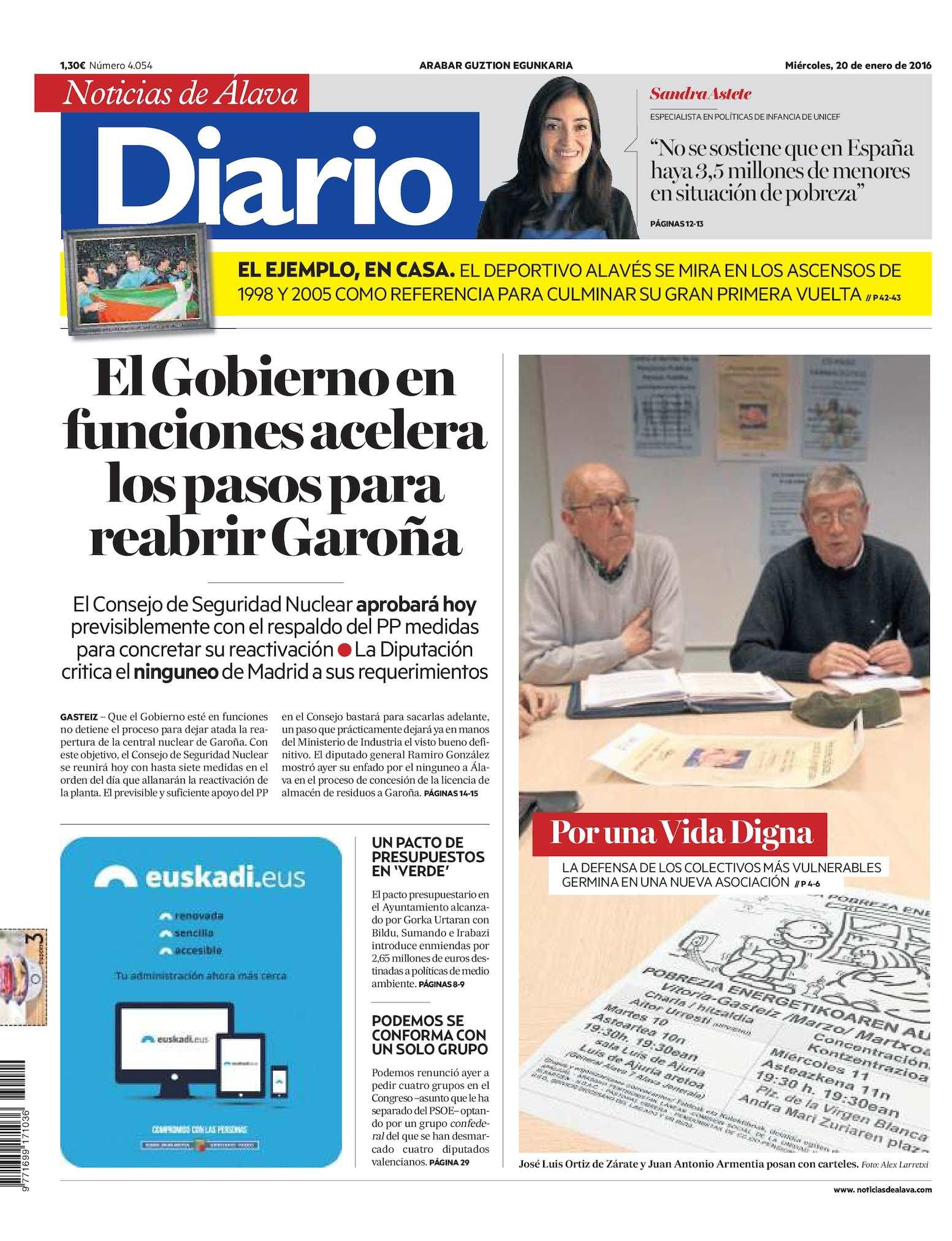 Calaméo - Diario de Noticias de Álava 20160120