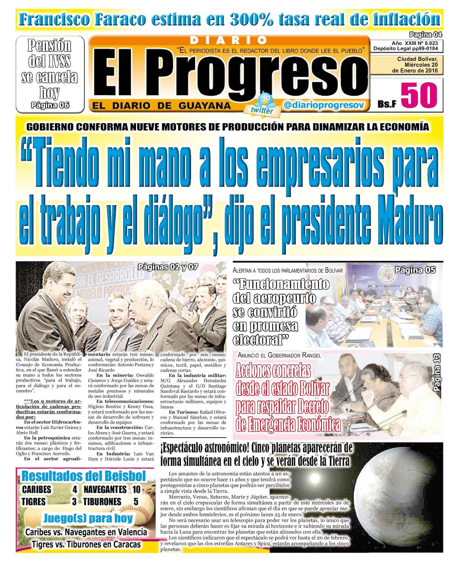 Calaméo - DiarioelprogresoEDICIÓNDIGITAL 20-01-2016
