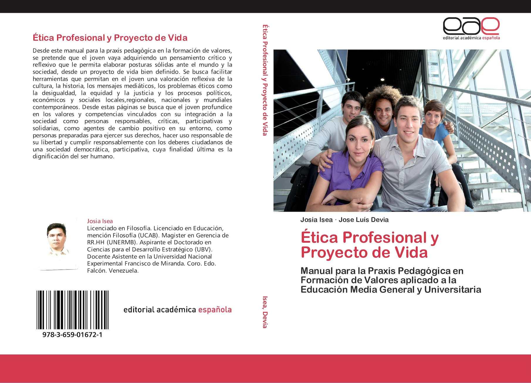 Calaméo - Ética profesional y proyecto de vida