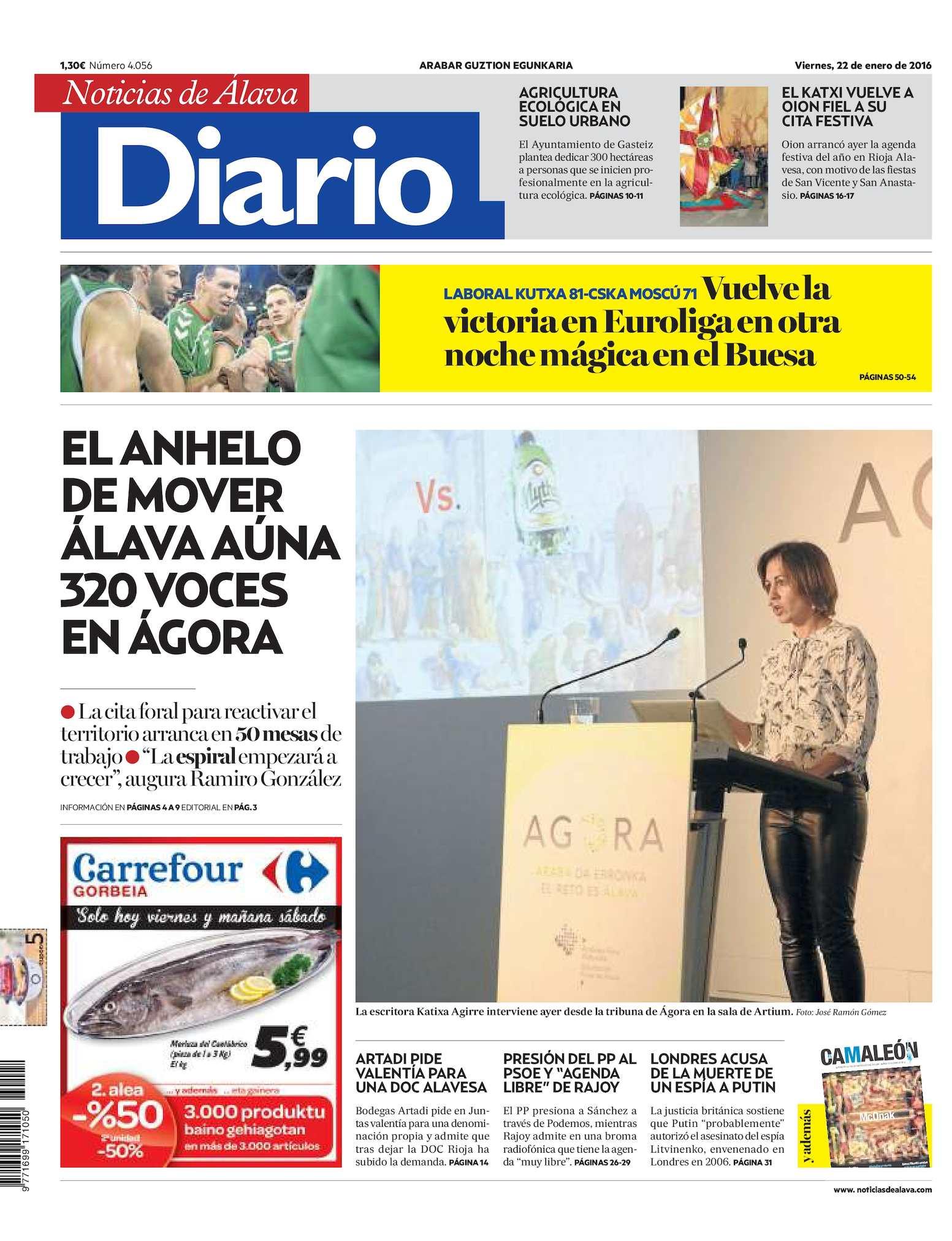Calaméo - Diario de Noticias de Álava 20160122