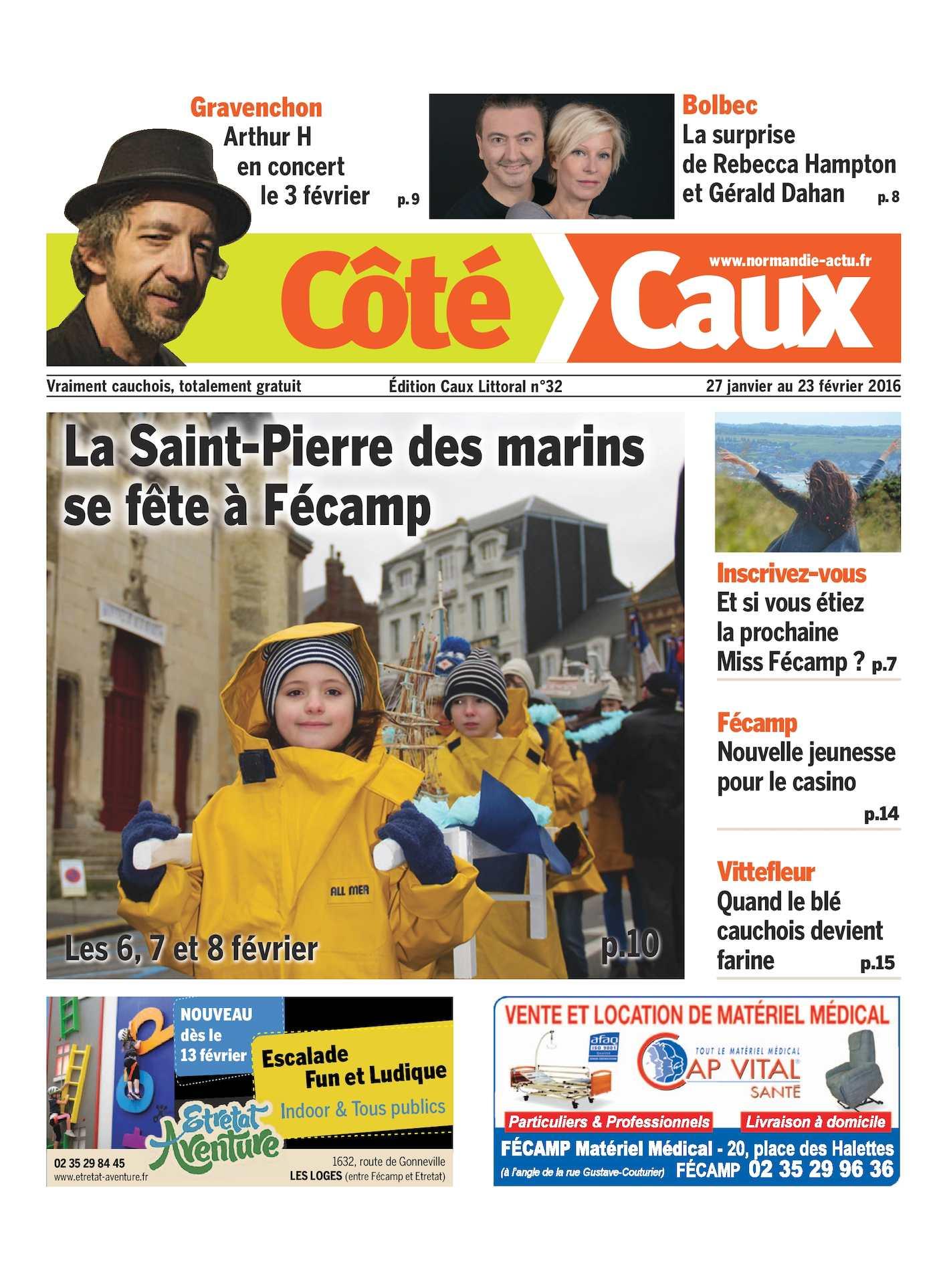 Calaméo - Coté Caux Littoral 32 0b7e9f2bcbf