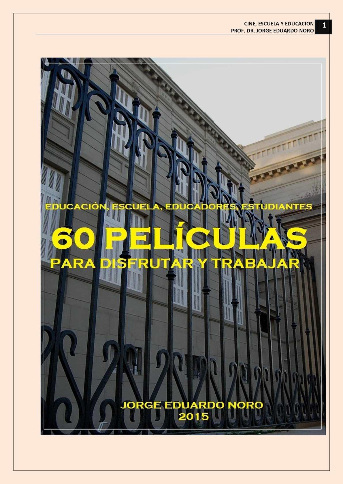 Calaméo - 208. 60 PELICULAS PARA DISFRUTAR Y TRABAJAR: EDUCACION ...