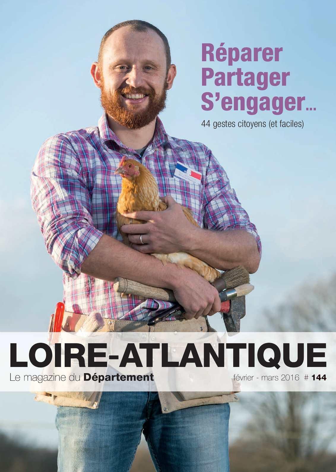 Calam o mag144 loire atlantique f vrier mars 2016 for Garage ad loire atlantique