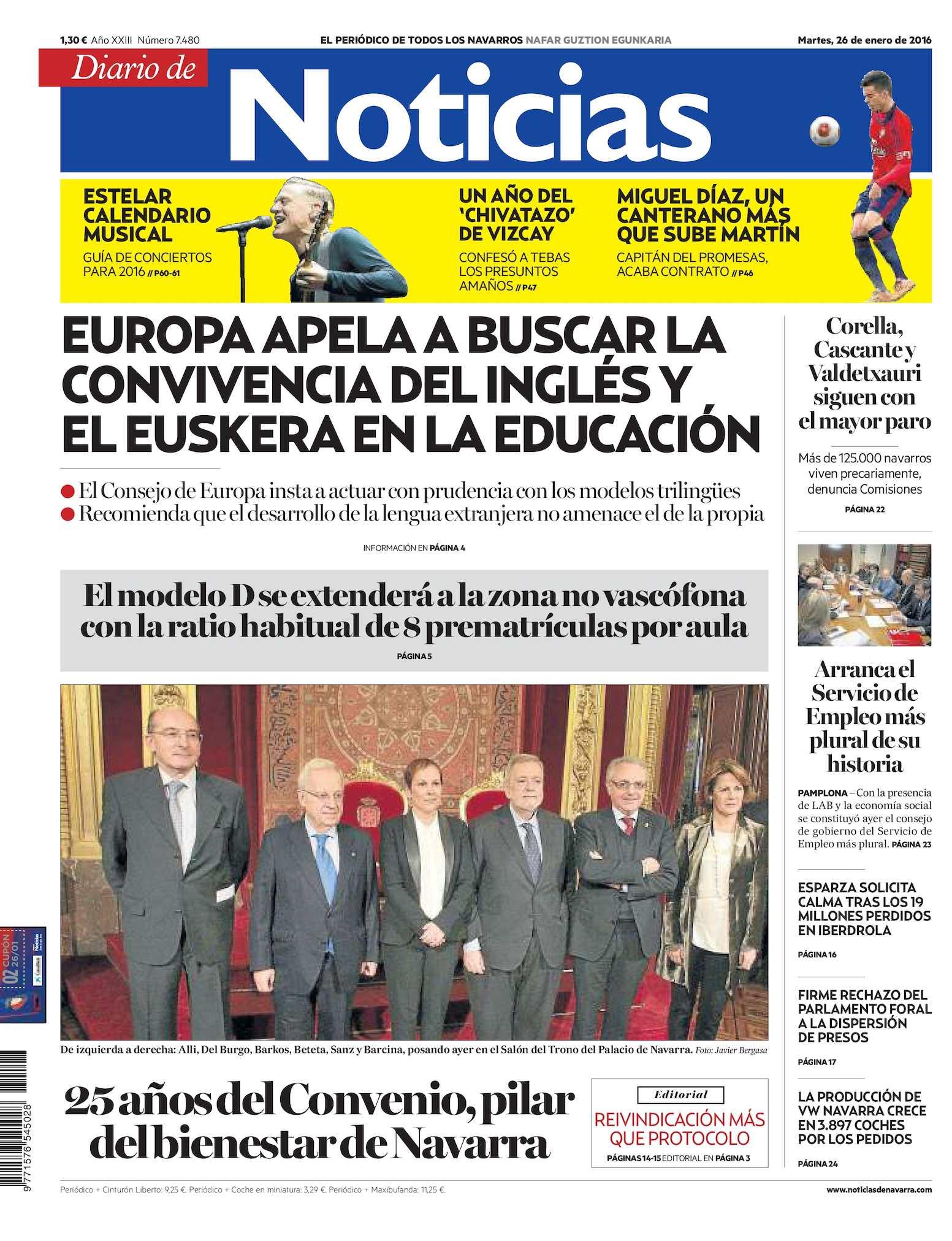 Calaméo - Diario de Noticias 20160126