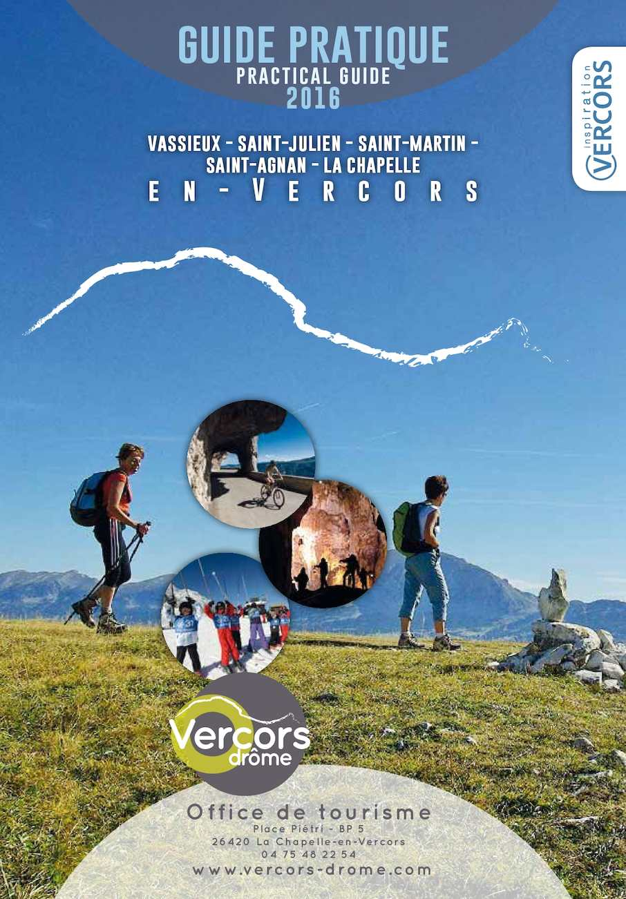 Calam o guide pratique 2016 - Office de tourisme la chapelle en vercors ...