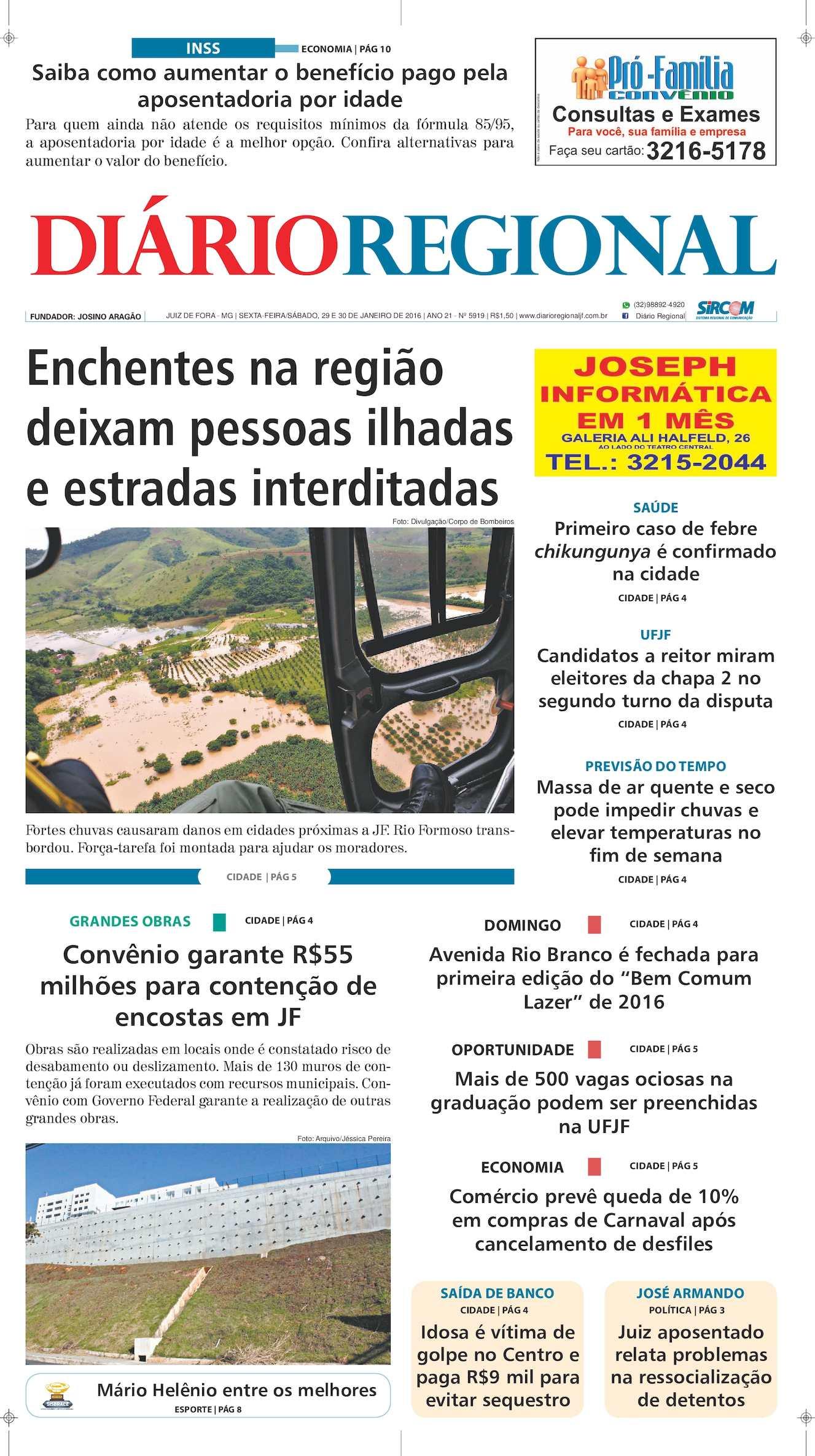 Calaméo - Jornal Site 29 1 16 80f6a170d03