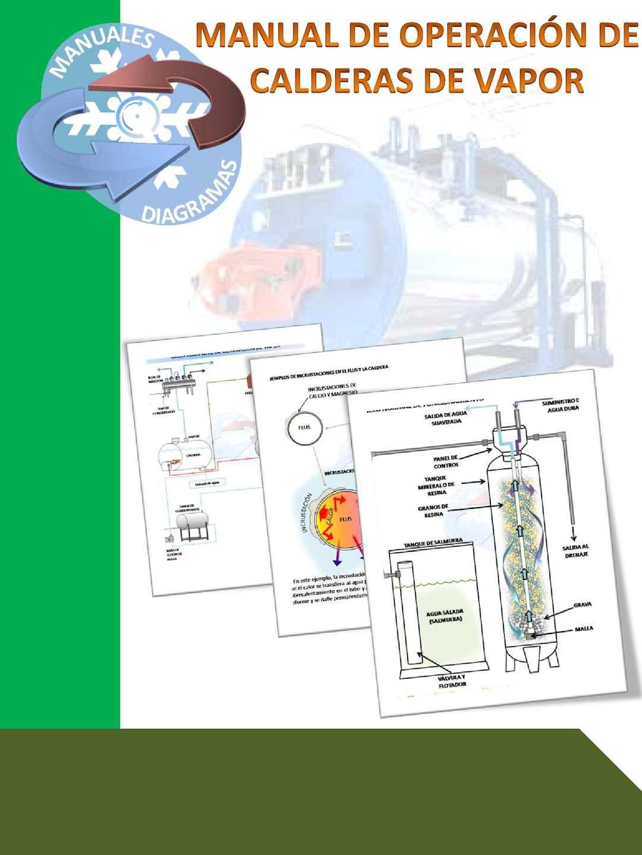 Operacion de Calderas - Manuales y Diagramas - VAF