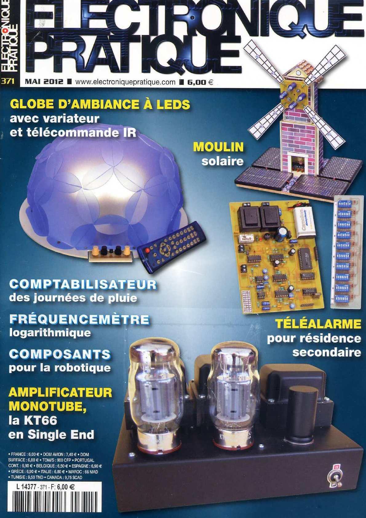 Electronique Pratique 371 2012 05