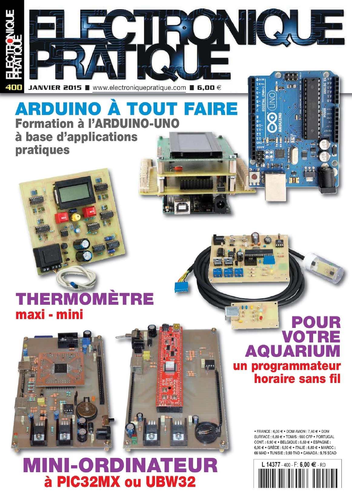 Electronique Pratique No1