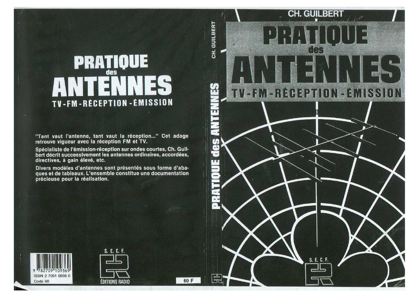 Cours Electronique Pratique Des Antennes Tv Fm Reception Emission (105 Pages)