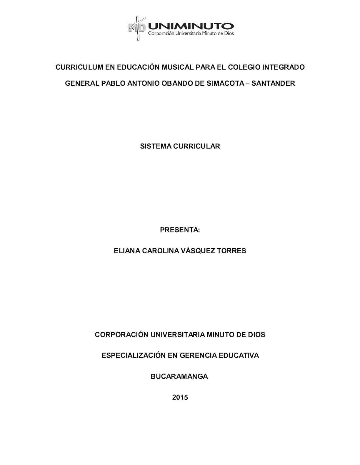 Calaméo - Diseño Curricular Cigpao