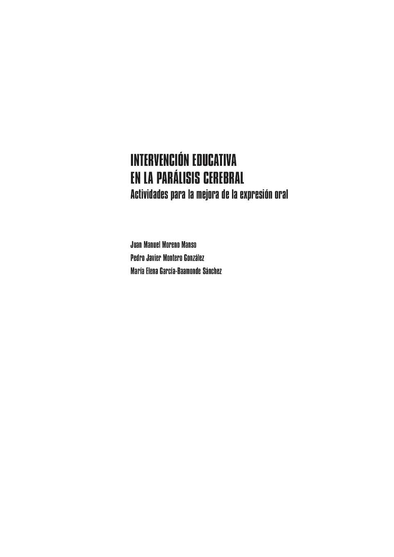 Calaméo - Intervención Educativa En Pc Para Mellora De Expresión Oral