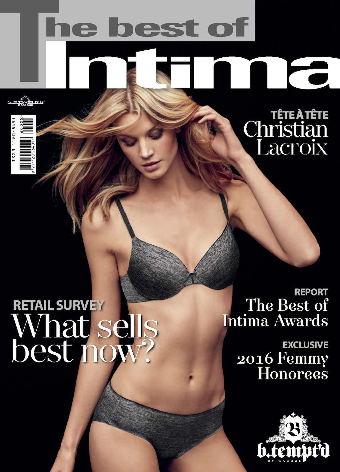 THE BEST OF INTIMA FEBRUARY 2016